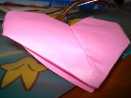 娘の折り紙作品
